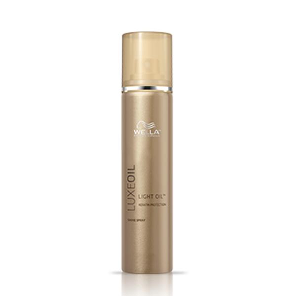 light oil keratin protection spray luxeoil